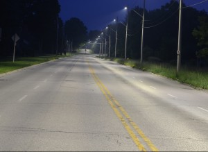 LED Street Lighting for Municipalities